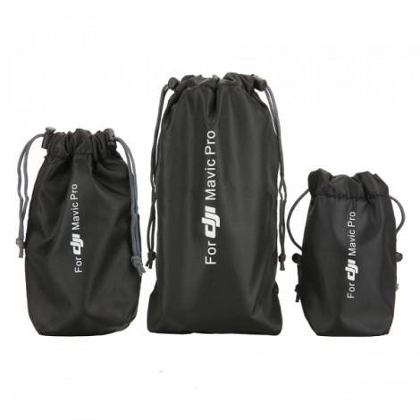 Accessories Combo Drone Body & Remote Controller & Battery Portable Storage Bag for DJI Mavic Pro