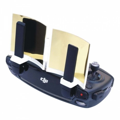 Remote Controller Signal Booster fold Antenna Signal Enhance Specular for DJI Mavic Pro - Golden