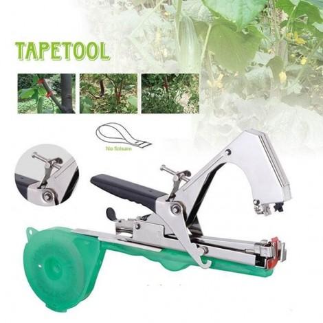 Plant Hand Tying Binding Machine for Garden Flower Vegetable Random Color