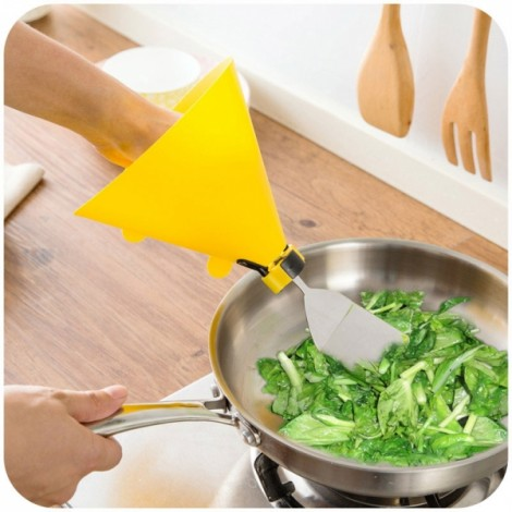 Anti-scald Arm Protector Kitchen Spatula Removable Cover Random Color