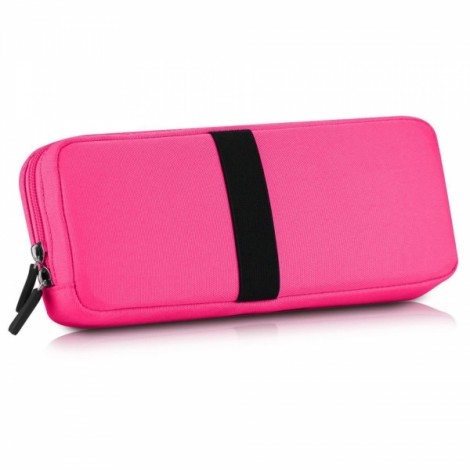 Protection Packet for Nintendo Switch / EVA / Soft Fabric Storage Bag Rose Red