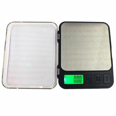 """MH-883 600g / 0.01g 1.6"""" Display High Precision Electronic Scale Gold Jewelry Scale"""