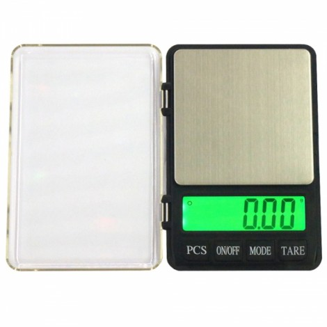"MH-999 6000g / 0.01g 3.5"" Large Screen High Accuracy Electronic Scale Gold Jewelry Scale"