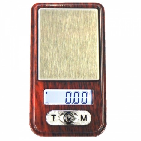 "MH-335 100g/0.01g 1.0"" Mini Pocket Scale Palm Scale Jewelry Scale"