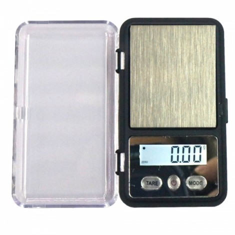 "MH-333 100g/0.01g 1.0"" Mini Pocket Scale Palm Scale Jewelry Scale"
