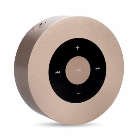 Keling A8 Wireless Bluetooth Speaker Subwoofer - Gold