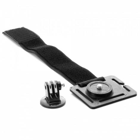 3D Printing Wristband Mount for Camera / GoPro Hero 4/2/3/3+ Black