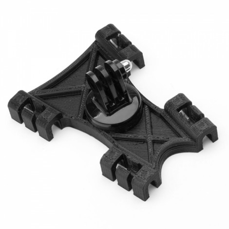 JUSTONE J011 3D Printing Kite Line Mount Holder for GoPro Hero 2/3/3 + Black