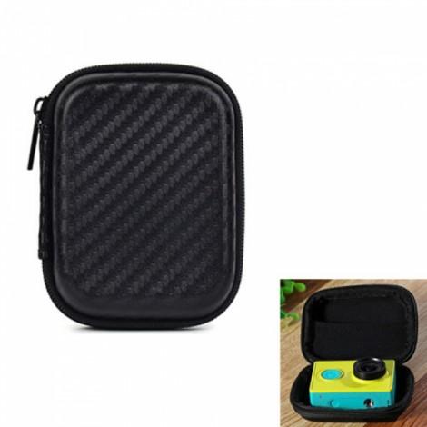 Waterproof Shockproof Storage Bag for GoPro 3 / 3+ / 4 / Xiaomi Yi Sports Camera Black