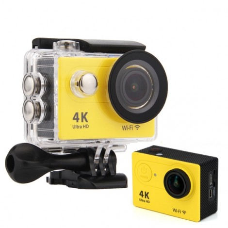H9R WiFi Sports Action Camera 4K Ultra HD 170