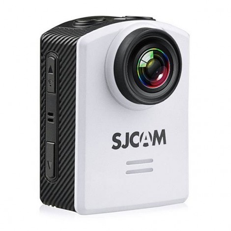 SJCAM M20 2160P 16MP 166-Degree Novatek 96660 WiFi Action Camera Car Sport DV Recorder White