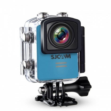 SJCAM M20 2160P 16MP 166-Degree Novatek 96660 WiFi Action Camera Car Sport DV Recorder Blue