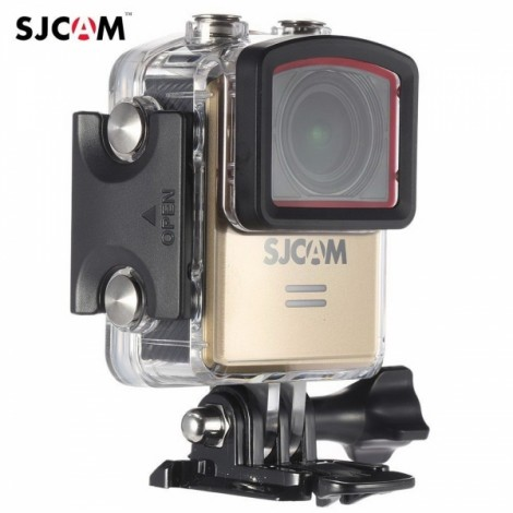 SJCAM M20 2160P 16MP 166-Degree Novatek 96660 WiFi Action Camera Car Sport DV Recorder Golden
