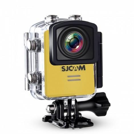 SJCAM M20 2160P 16MP 166-Degree Novatek 96660 WiFi Action Camera Car Sport DV Recorder Yellow