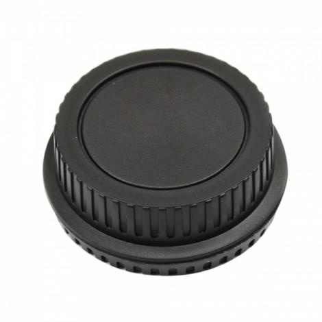 Rear Lens Cover + Camera Body Cap for Canon