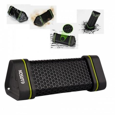 EARSON ER151 Wireless Bluetooth Dual Loudspeakers Sporty Speaker Black