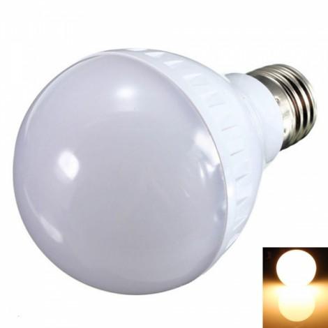 E27 7W 21 LED 2835SMD 2800-3200K Warm White Light LED Light Bulb (220V)
