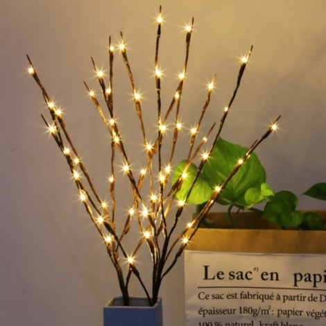 New Fashion 20 LED Willow Branch Floral Lights