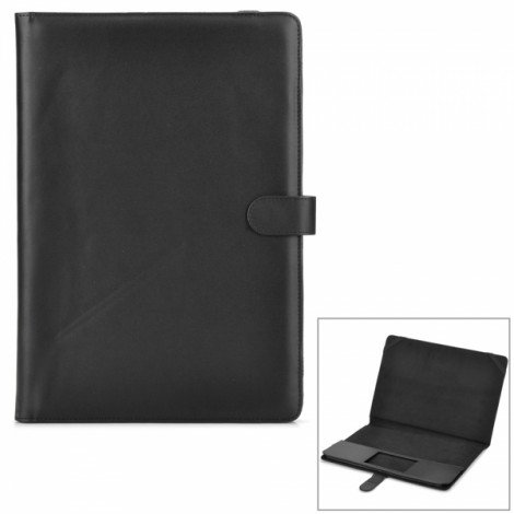 "Protective Anti Shock PU Leather Case for 13.3"" MacBook Air Black"