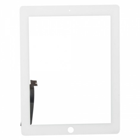 Digitizer Assembly Touch Screen for iPad 3 White