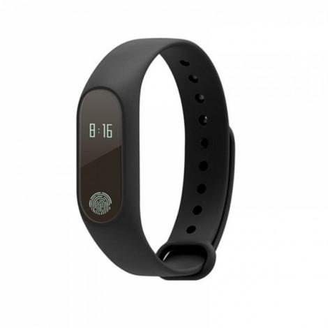 M2 Heart Rate Blood Pressure Health Monitoring Sport Smart Bracelet Black
