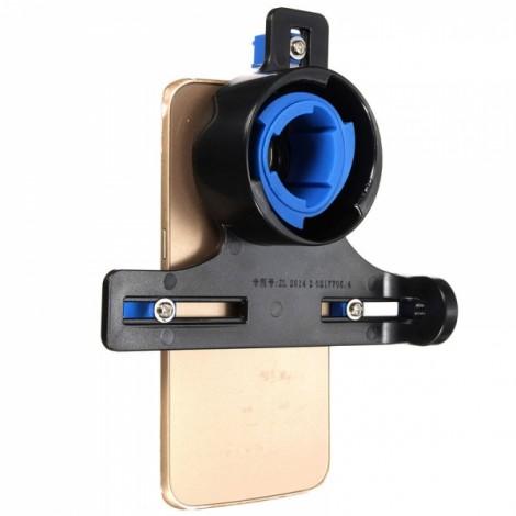Telescope Universal Interface Bracket Holder Adapter Mount for iPhone Samsung HTC Smartphone