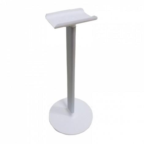 Display Stand Hanger Holder Base for Universal Headphone Headset White