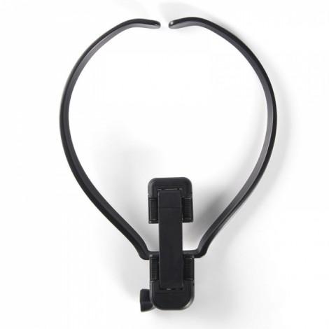 Neck Hanging Style Self-timer Movement Self-timer Bracket Holder Black