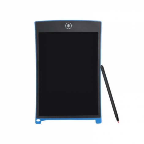 8.5inch LCD Digital Writing Drawing Tablet Handwriting Pad with Pen Blue