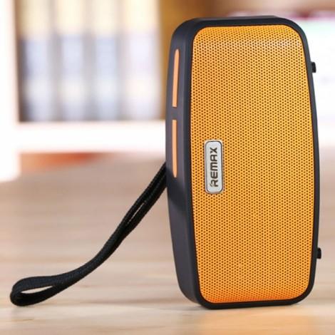 Remax RB-M1 Sushi Portable Wireless Bluetooth Speaker Audio Player Music Box Bluetooth V2.1 FM Radio Orange