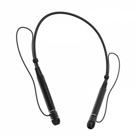 Roman Z6000 Sport Neckband Anti-sweat Wireless V4.1 Bluetooth Headphone Black