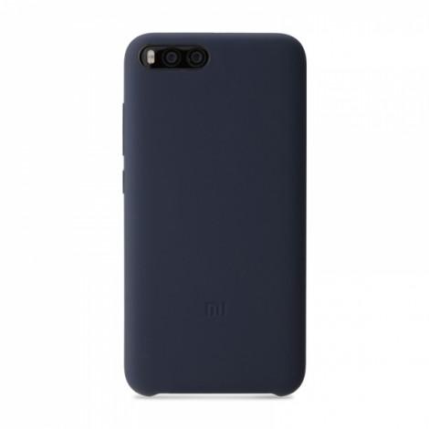 Xiaomi Mi 6 Phone Case Flexible Silicone Soft Mobile Cover Protector Blue