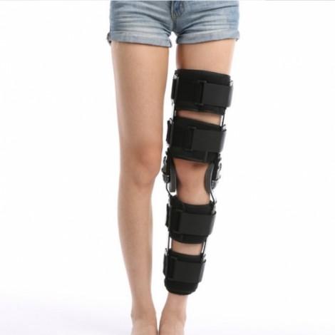 Orthotic Devices Knee Support Brace Orthosis Rom Angle Adjustable Hinge Knee Brace - Left & L