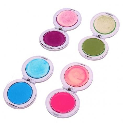 Hot Huez Hair Chalk 4-in-1 Pressed Powder Style Hair Dye Kit