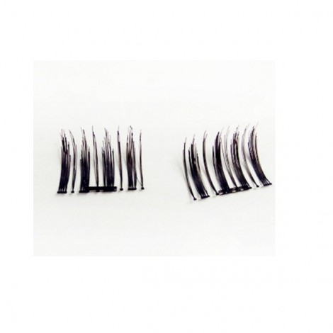 Magnetic 3D False Eyelashes Long Natural Eyelashes Extension - 05