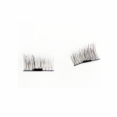 Magnetic 3D False Eyelashes Long Natural Eyelashes Extension - 08