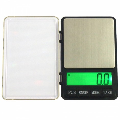 "MH-999 2000g / 0.1g 3.5"" Large Screen High Accuracy Electronic Scale Gold Jewelry Scale"