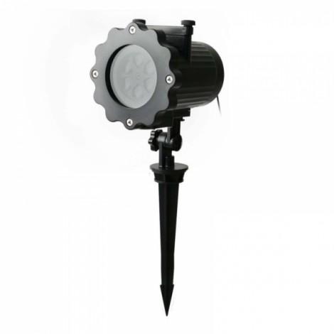 16 Slides LED Landscape Projector Light Dynamic Projection Lamp - US Plug