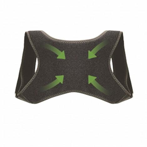Adjustable Posture Corrector Kyphosis for Men and Children Women Top Q