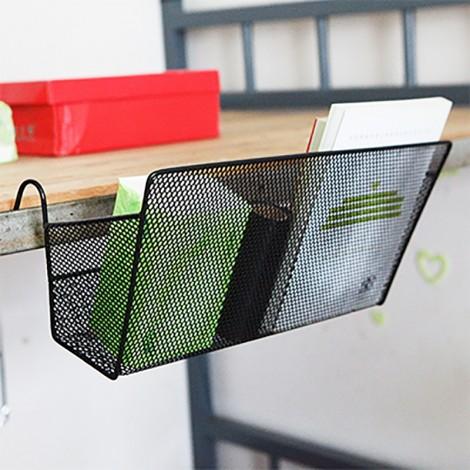 Bedroom Multifunction Hanging Headboard Storage Basket