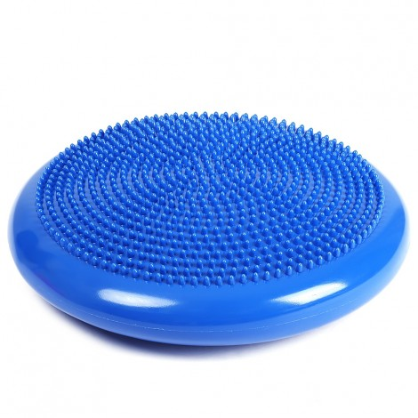 Durable Universal Inflatable Yoga Wobble Stability Balance Disc Massag