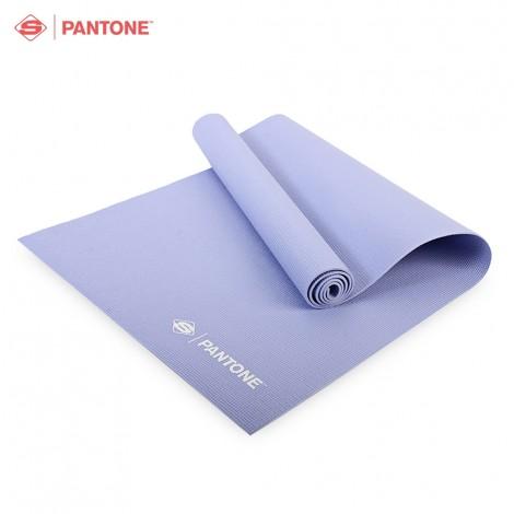 Pantone SPK8882 PVC Yoga Mat Thickness 4mm for Senior Enthusiasts