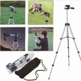 "40"" WT3110A Aluminum Tripod Parties Jie Professional Tripod for Canon Sony Nikon DC Camera"