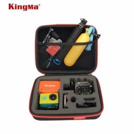 KingMa Portable Camera Storage Bag for GoPro 3 / 3+ / 4 / Xiaomi Yi Action Camera