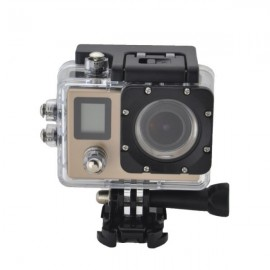 K1 4K WiFi Sports Camera 720P Mini Recorder - Golden