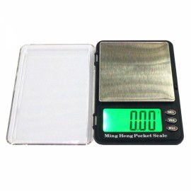 "MH-339 600g / 0.01g 2.2"" Display High Precision Electronic Scale Gold Jewelry Scale"