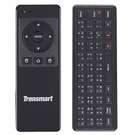 Tronsmart TSM-01 2.4GHz Wireless Air Mouse + 49-Key Russian Keyboard for TV Box / PC Black