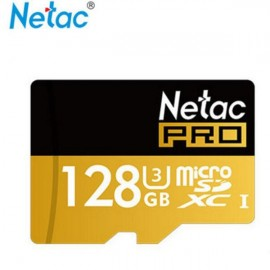 Netac P500 128GB Class 10 High Speed Micro SD Memory Card