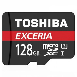 TOSHIBA Exceria 128GB Micro SDHC UHS-I Memory Card 90MB/S Class 10 TF Card