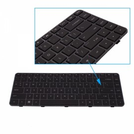 Laptop Keyboard with Backlight for HP Pavilion DM4 Series Black